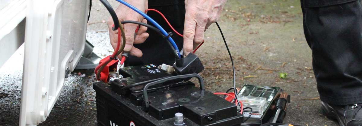 AWS Battery Test